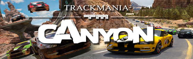 TrackMania² Canyon